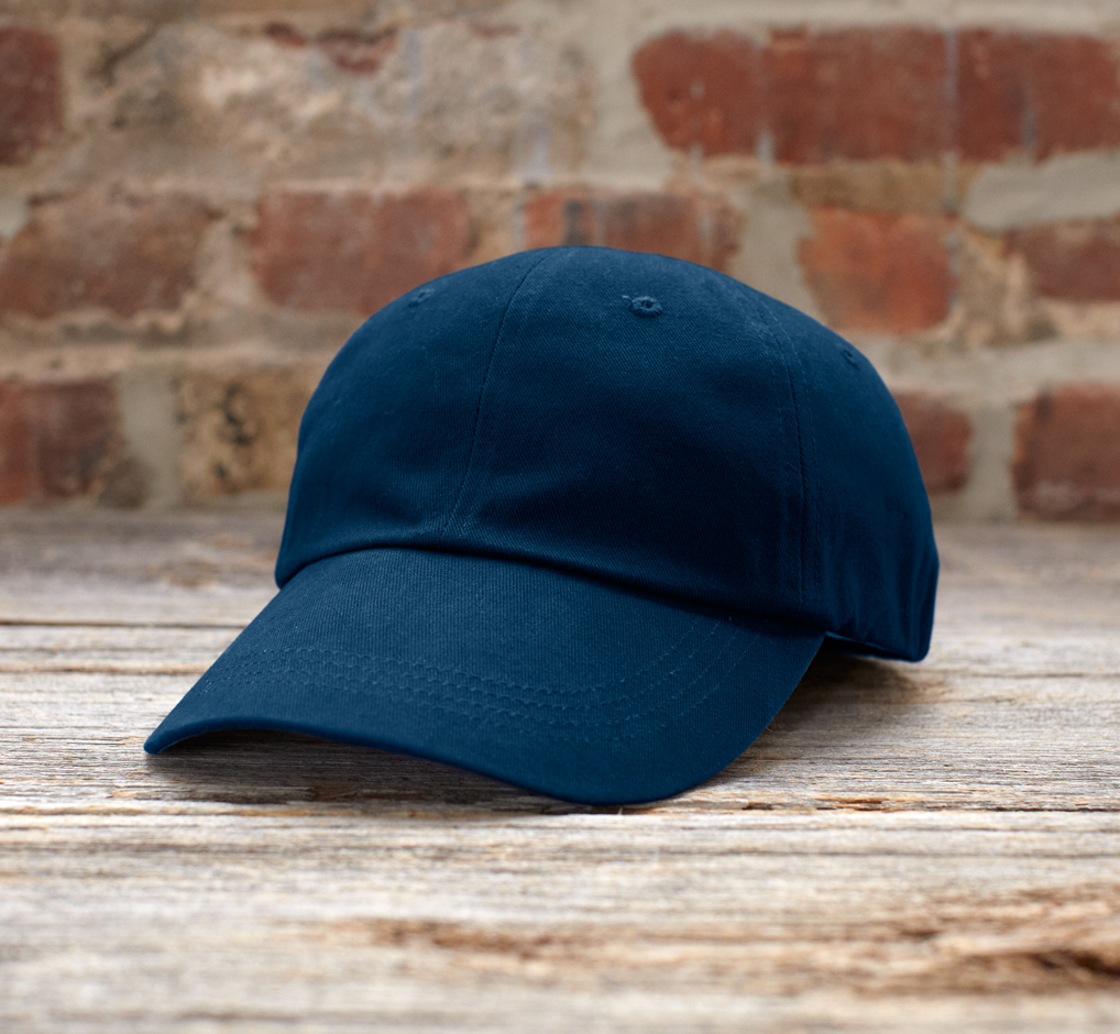 Czapka Low-Profile Brushed Twill Cap ANVIL