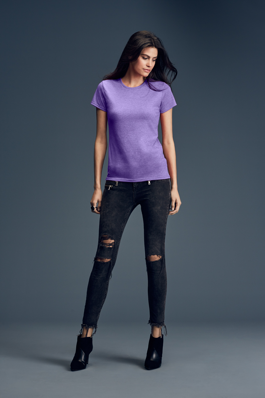 T-shirt Women's Fashion Basic Tee ANVIL