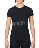 T-shirt Women?s Fashion Basic Fitted Tee ANVIL ?>