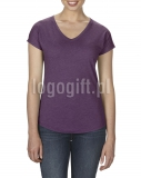 T-shirt Women?s Tri-Blend V-Neck Tee ANVIL ?>