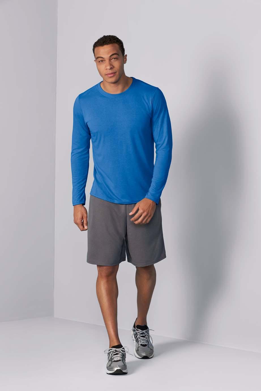 T-shirt Performance Long Sleeve GILDAN