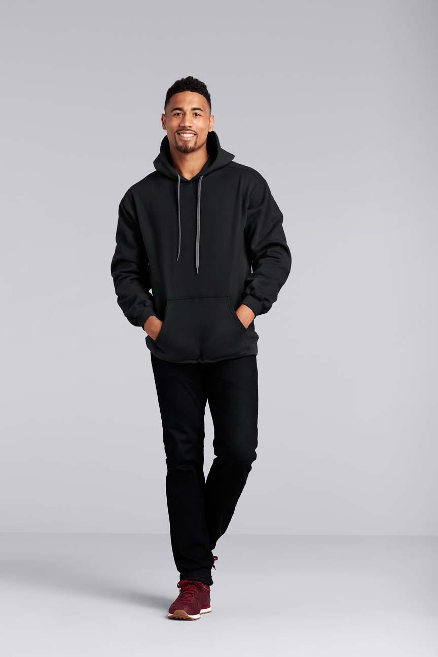 Bluza Premium Cotton Adult Hooded Sweatshirt GILDAN