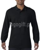 Polo Long Sleeve Premium Cotton GILDAN ?>