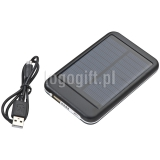 Power bank 4000 mAh - solarny ?>