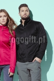Bluza Active Bonded Fleece Jacket Men ?>